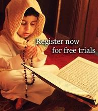online quran academy registeration